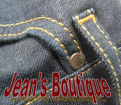 Jeans boutique